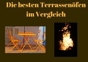 Terrassenofen Test Bild